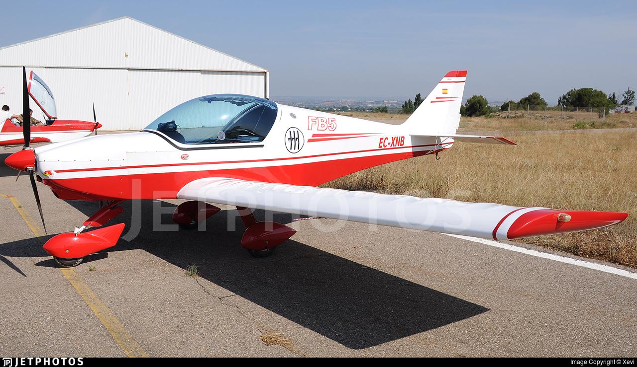 EC-XNB - Eurofly FB5 Star Light - Private