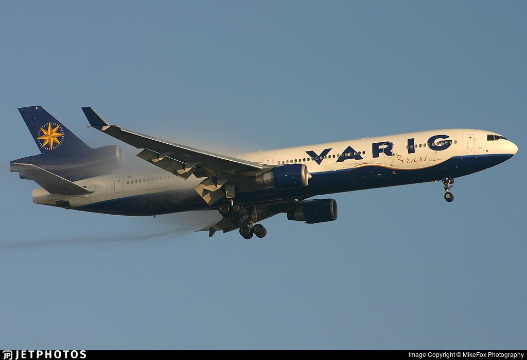 PP-VTI - McDonnell Douglas MD-11 - Varig