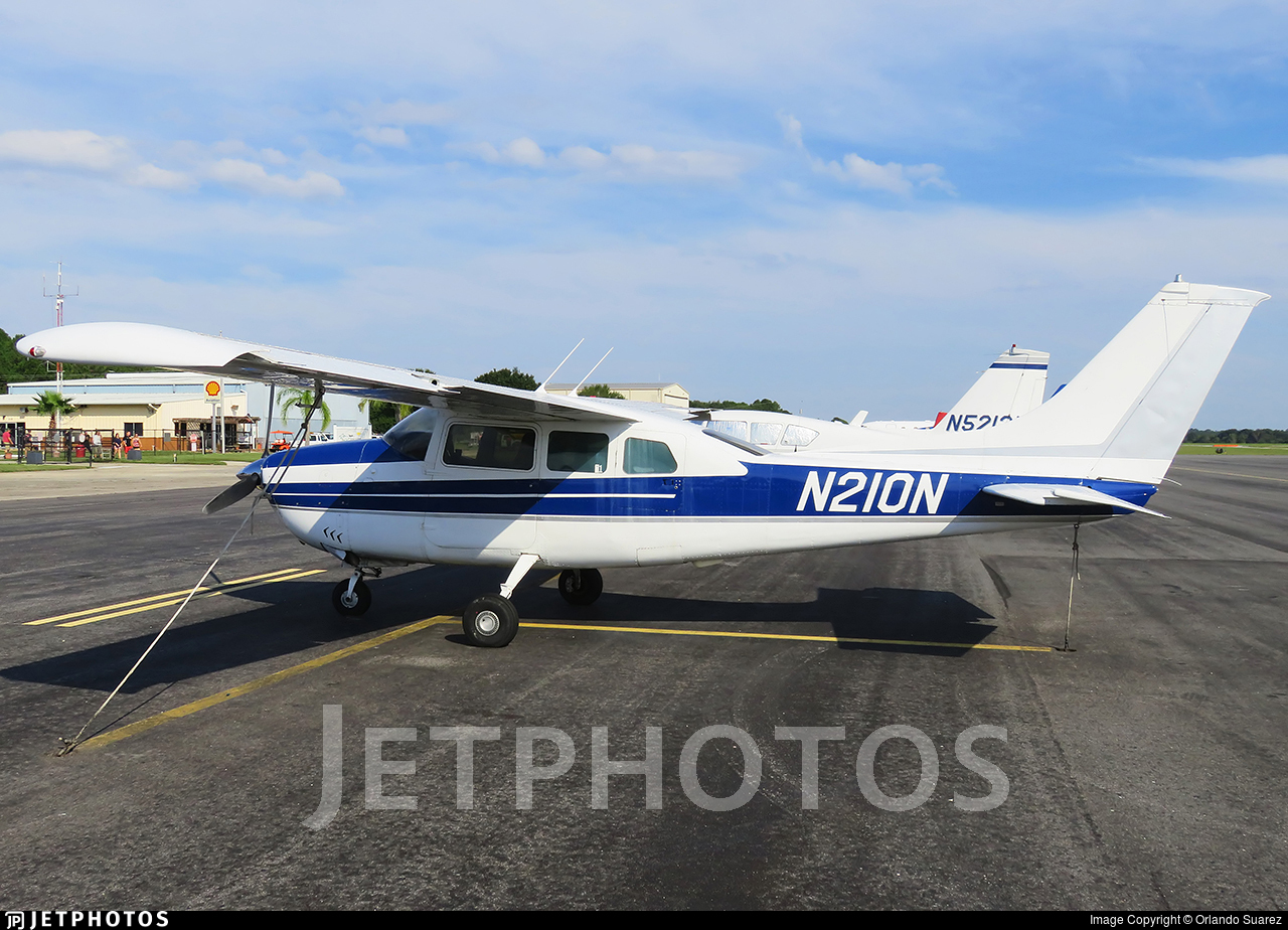 N210N - Cessna 210J Centurion - Private