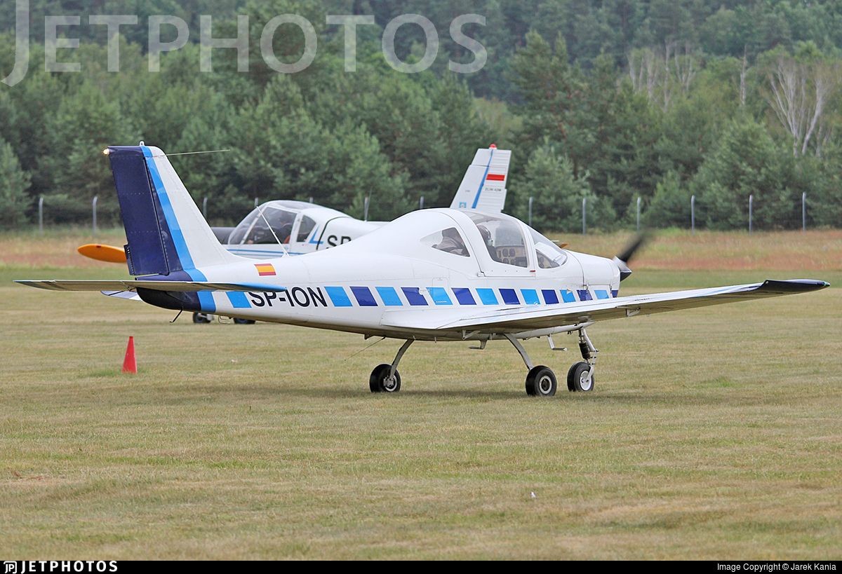 SP-ION - Tecnam P2002JF Sierra - Private