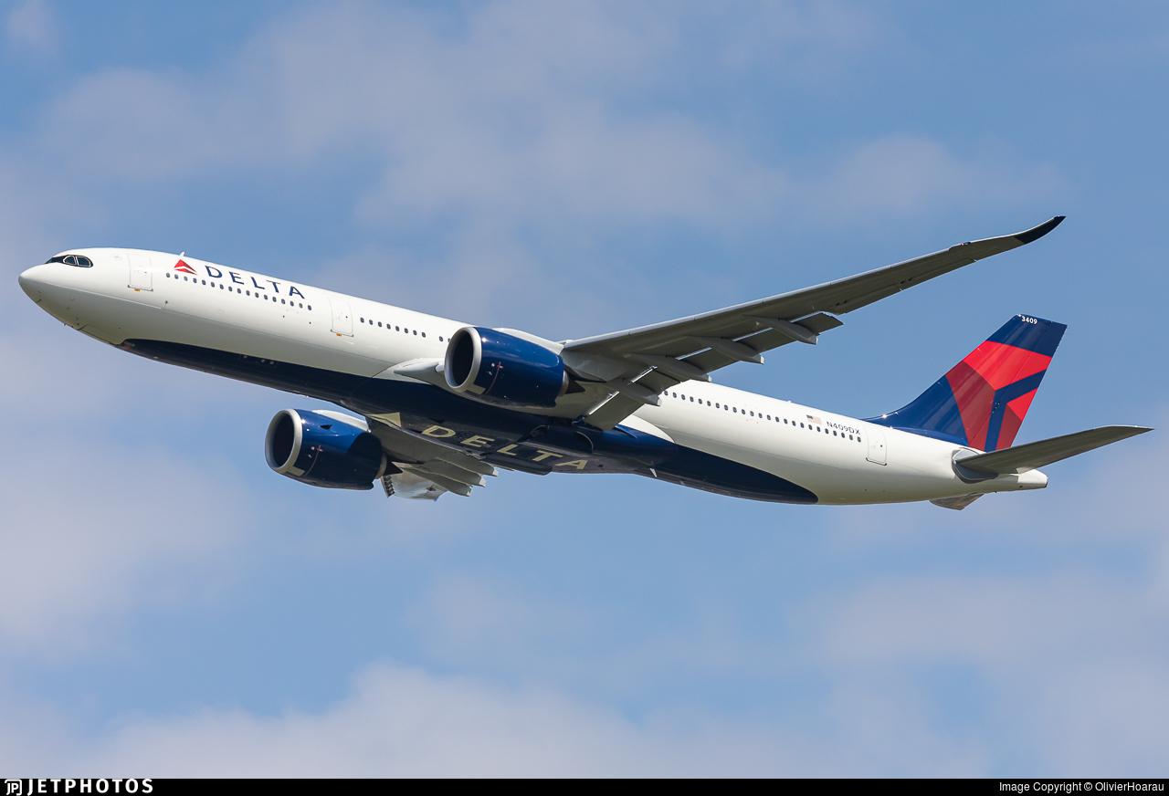 N409DX - Airbus A330-941 - Delta Air Lines