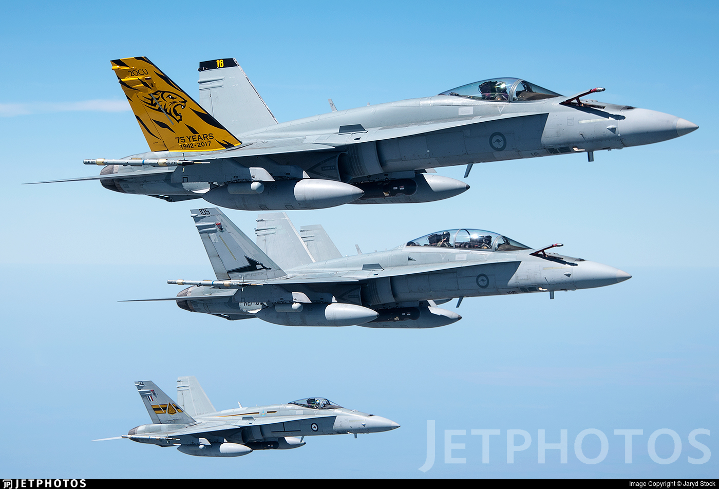 A21-16 - McDonnell Douglas F/A-18A Hornet - Australia - Royal Australian Air Force (RAAF)