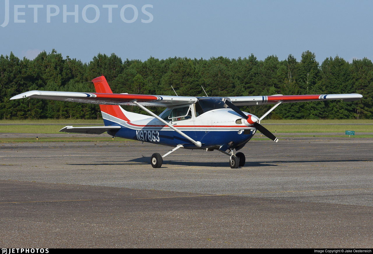 N97863 - Cessna 182Q Skylane - Private