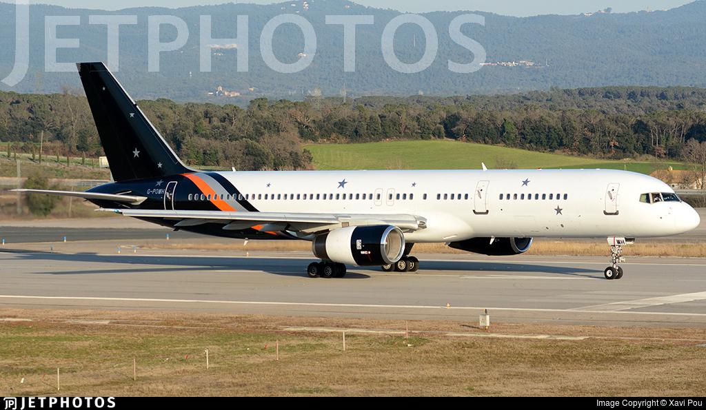 G-POWH - Boeing 757-256 - Jet2.com (Titan Airways)