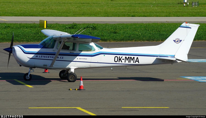 OK-MMA - Cessna 172P Skyhawk - Czech Aviation FC