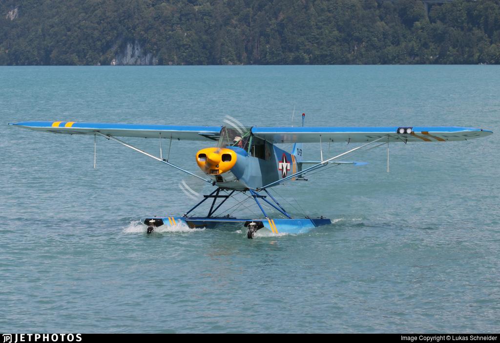 D-ERNC - Piper PA-18-150 Super Cub - Private