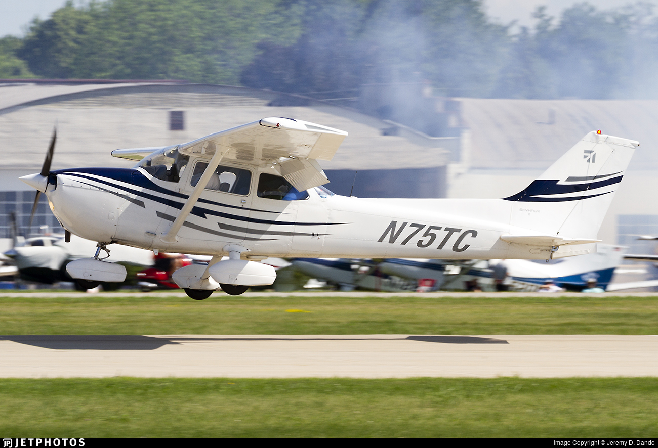 N75TC - Cessna 172N Skyhawk II - Private