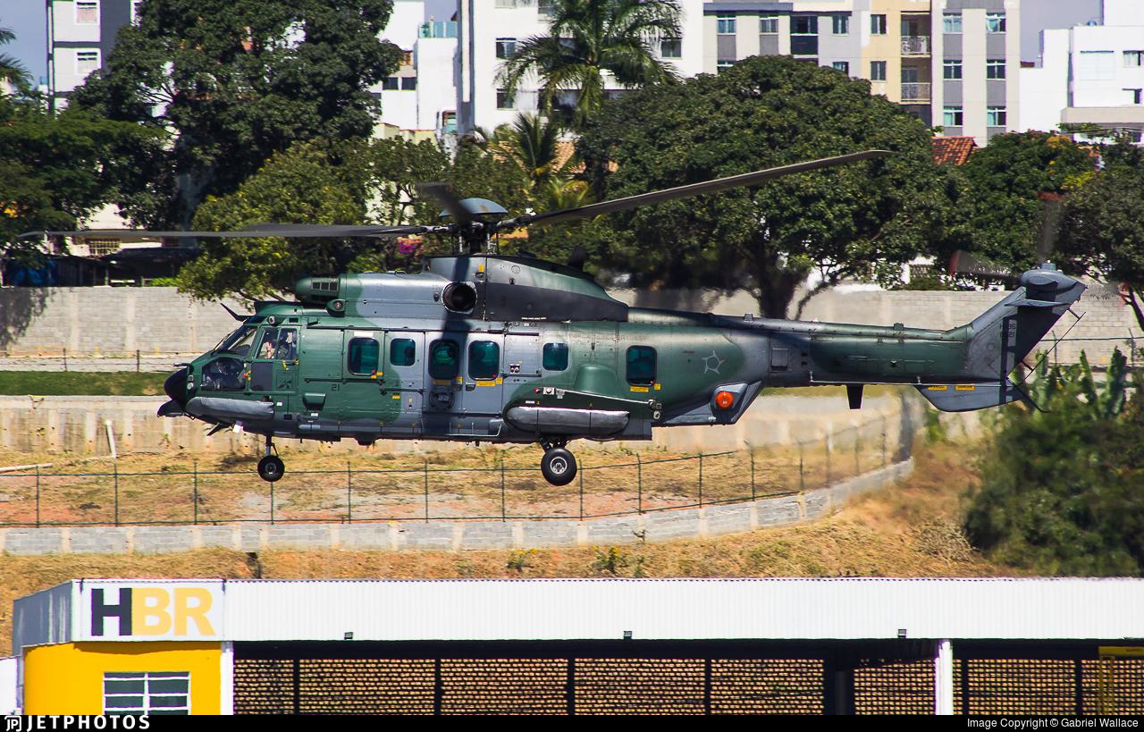 FAB8521 - Helibrás H-36 Caracal - Brazil - Air Force