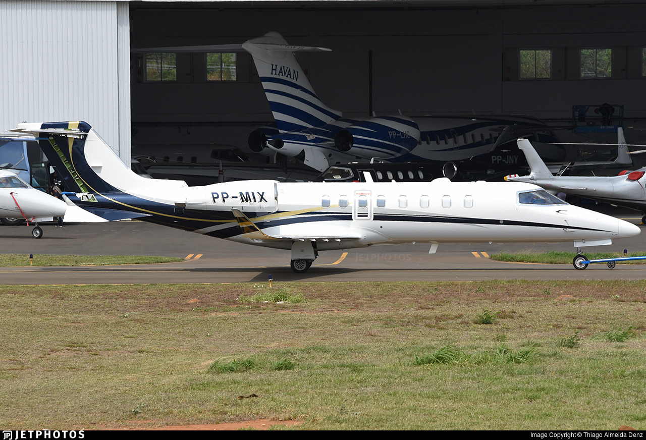 PP-MIX - Bombardier Learjet 75 - Private