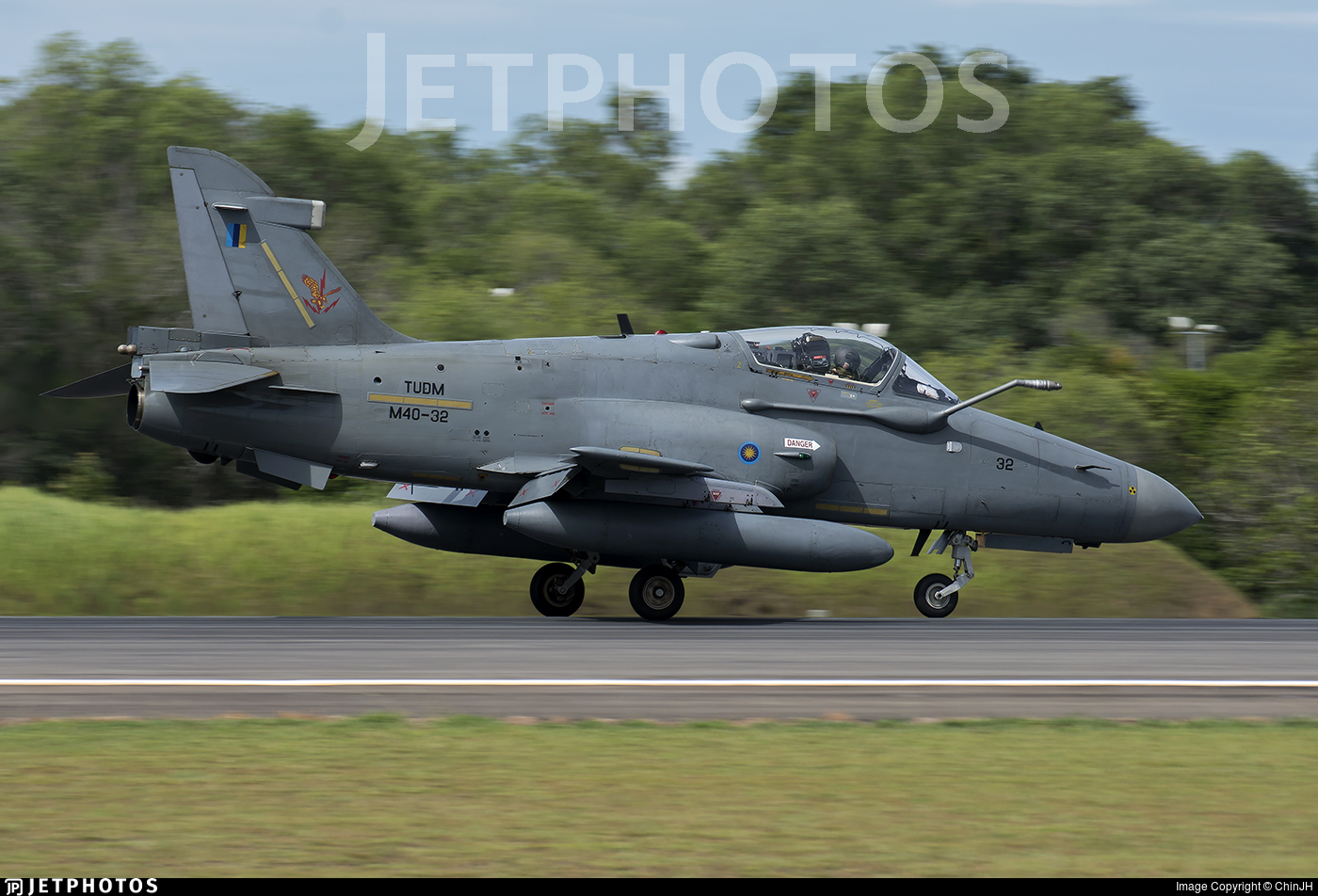 M40-32 - British Aerospace Hawk 200 - Malaysia - Air Force