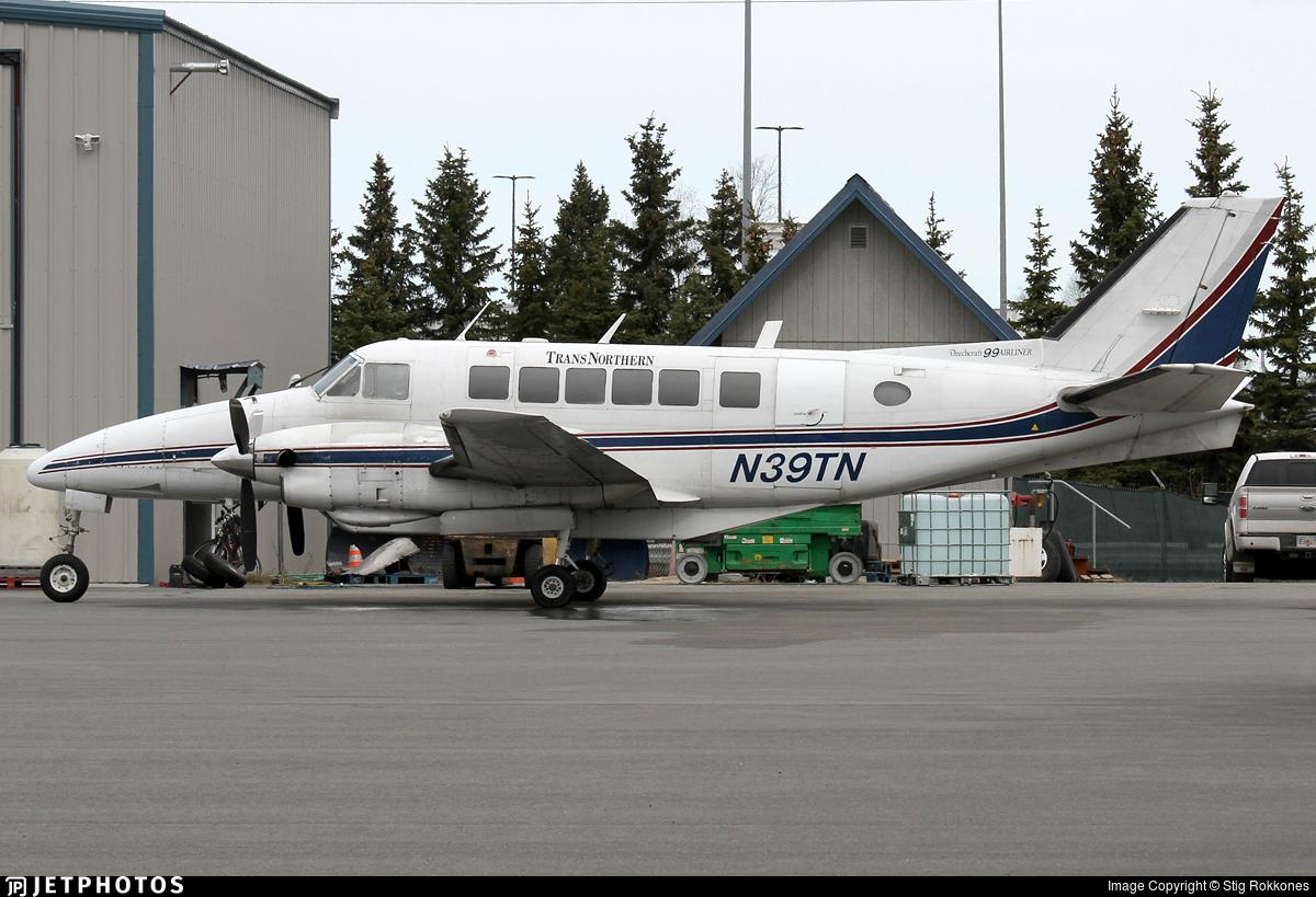 N39TN - Beech 99 Airliner - TransNorthern