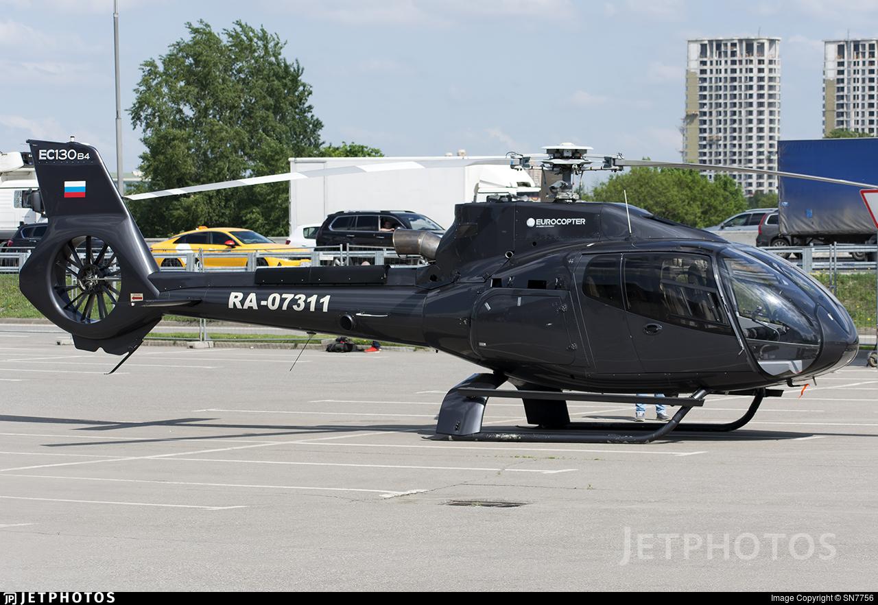 RA-07311 - Eurocopter EC 130B4 - Private
