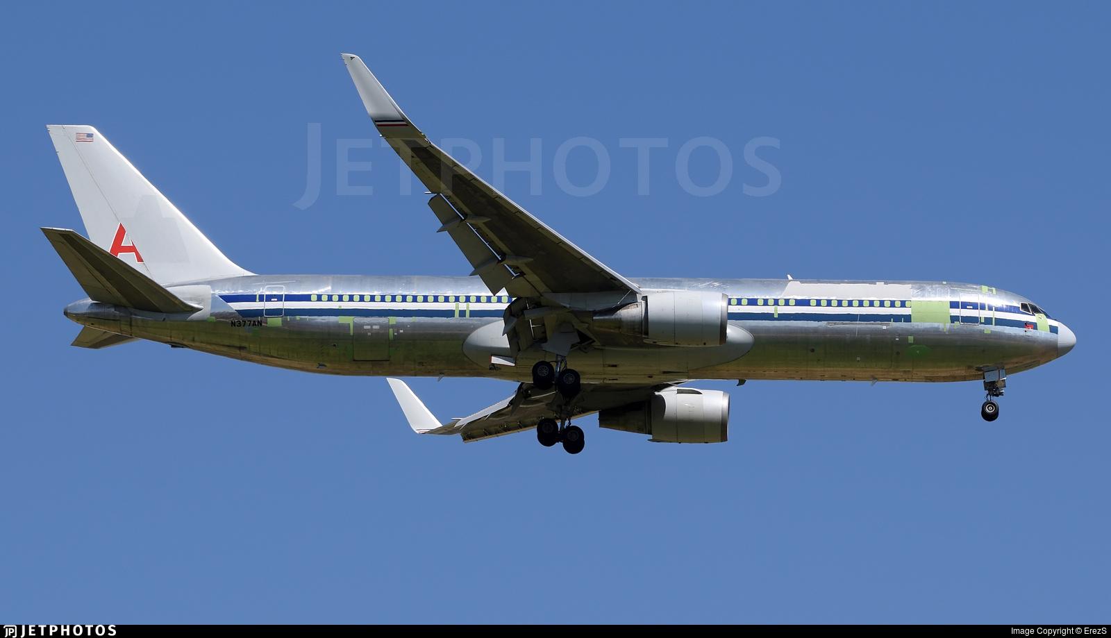 N377an Boeing 767 323 Er Bdsf Cargo Aircraft