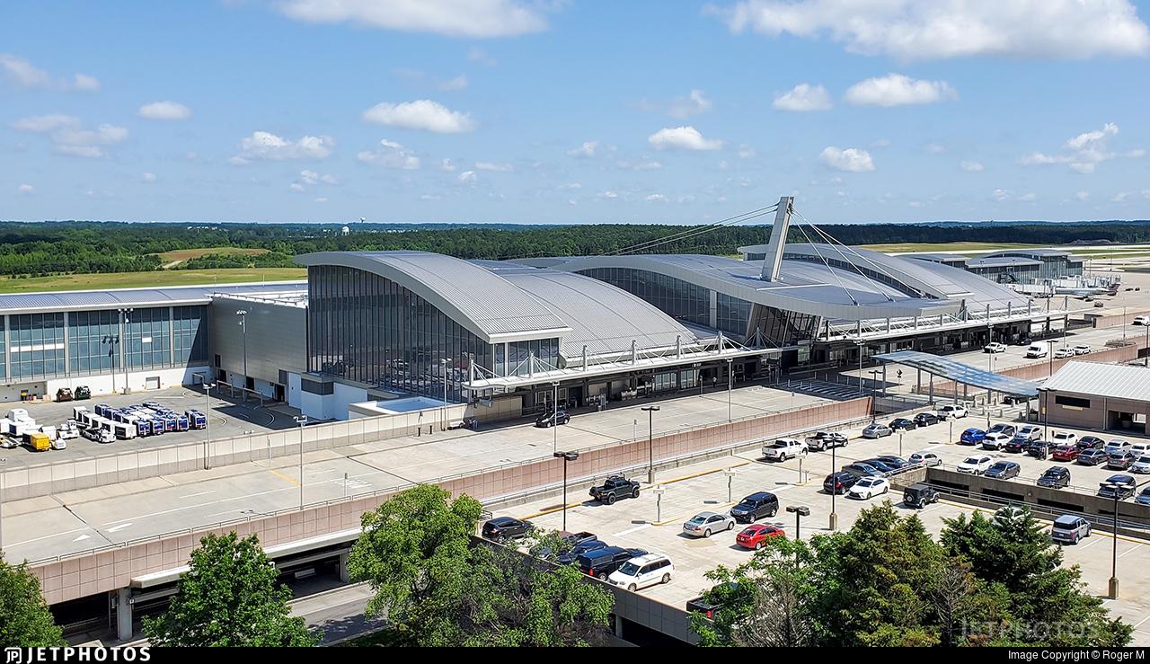 KRDU - Airport - Terminal