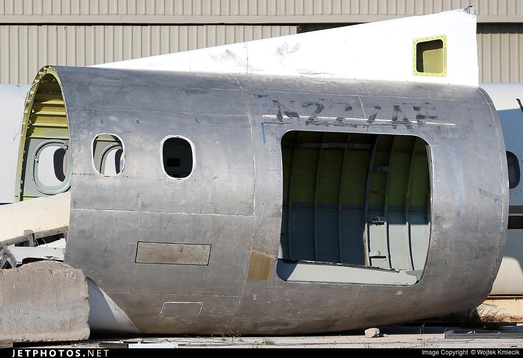 N227AE - Saab 340B - American Eagle (Envoy Air)