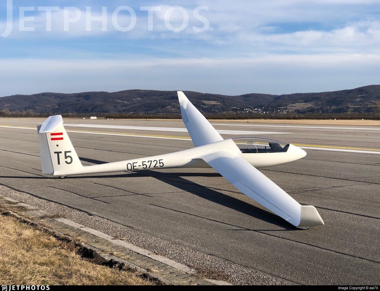 OE-5725 - Rolladen Schneider LS-4 - Private