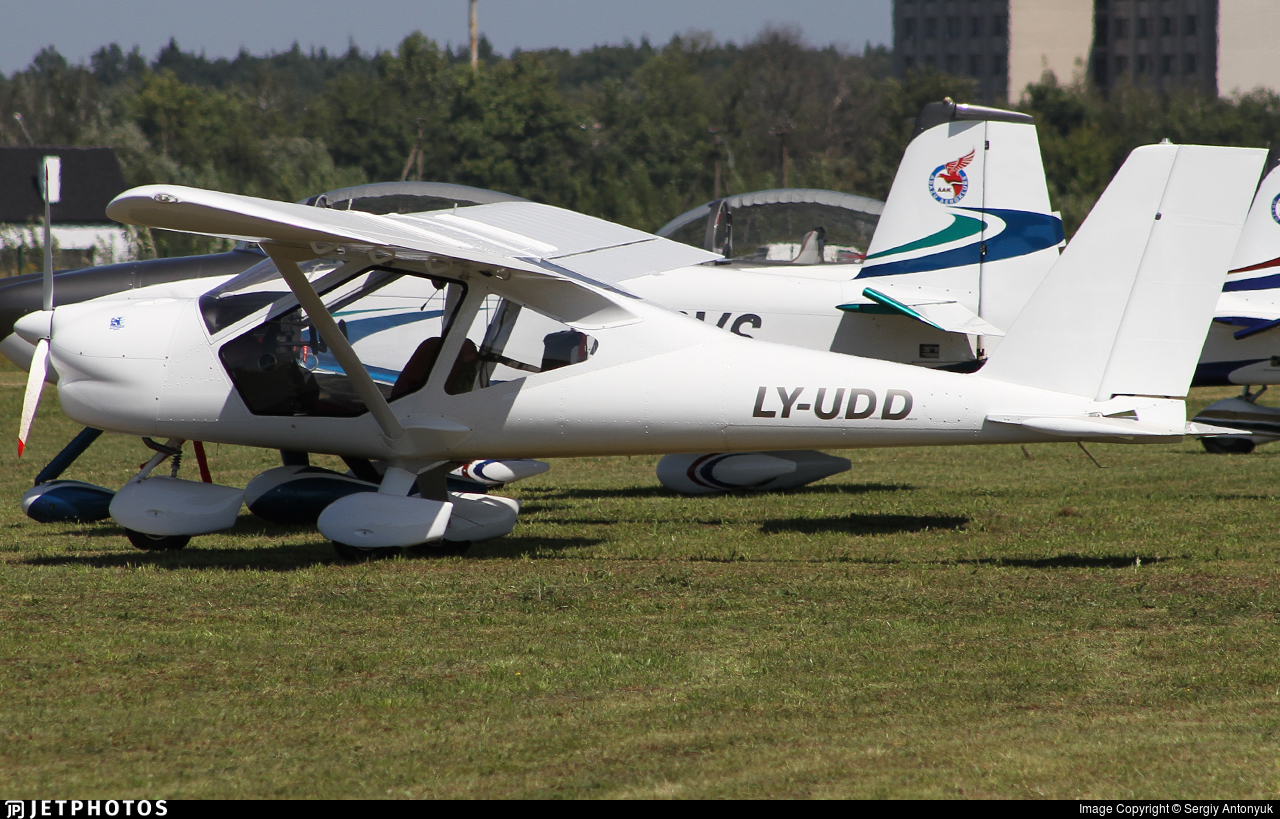 LY-UDD - Aeroprakt A-32L - Private