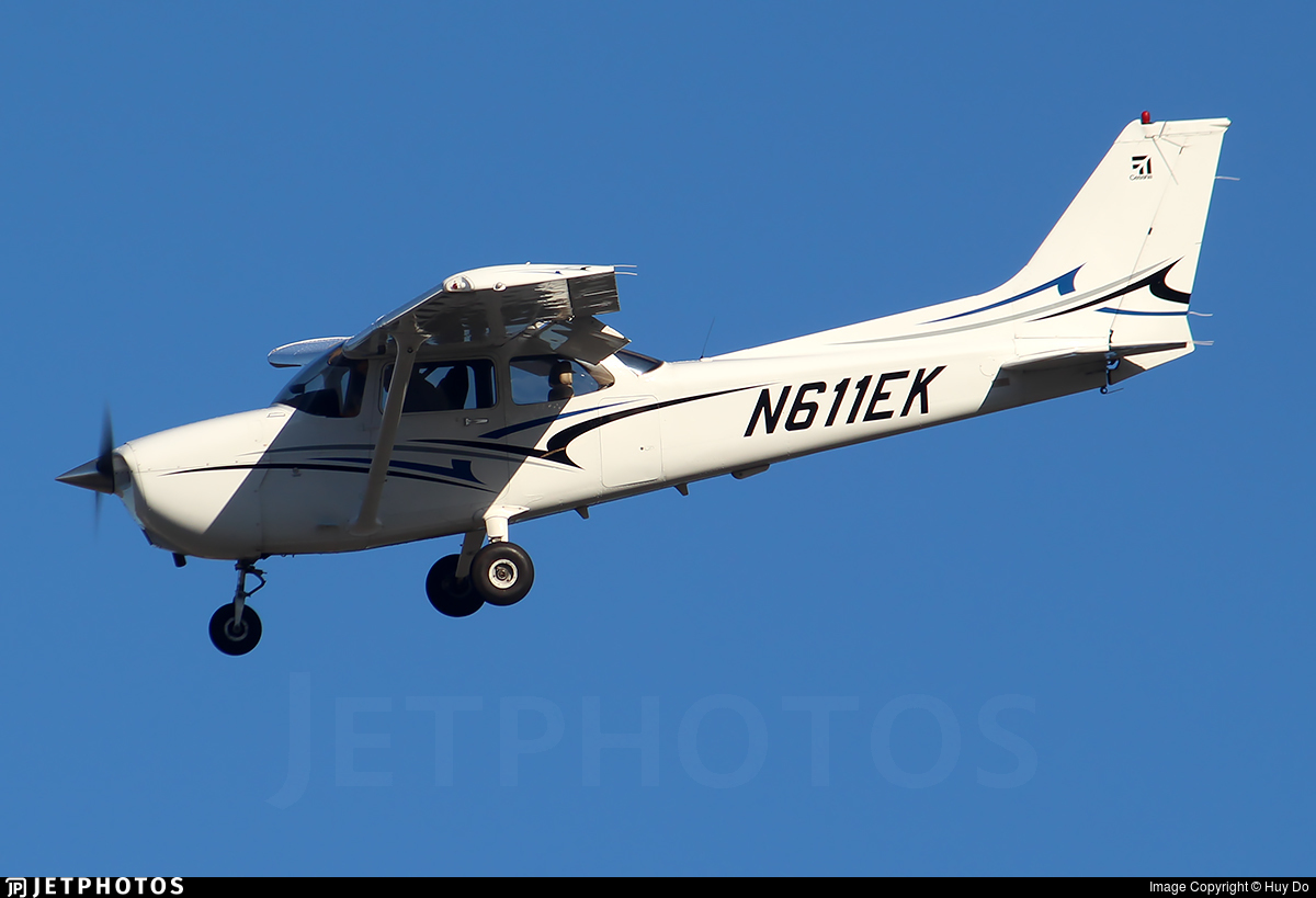 N611EK - Cessna 172S Skyhawk SP - Galvin Flying Services