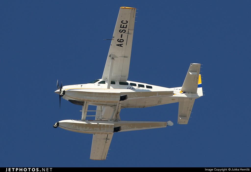 A6-SEC - Cessna 208B Grand Caravan - Seawings (Jet-Ops)