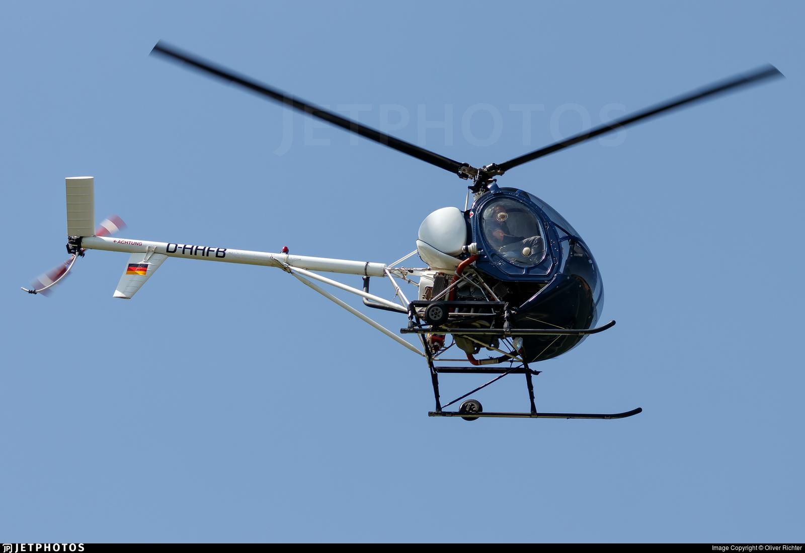 D-HHFB - Hughes 269C - Private
