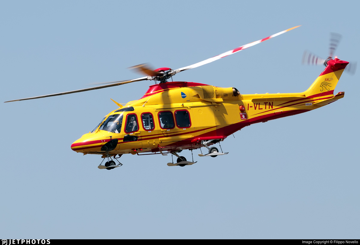I-VLTN - Agusta-Westland AW-139 - Babcock Italia