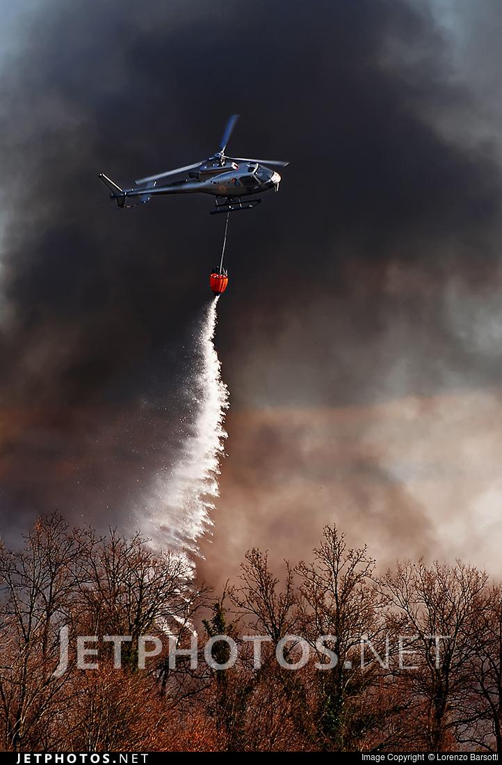I-SKOK - Eurocopter AS 350B3 Ecureuil - Heliwest
