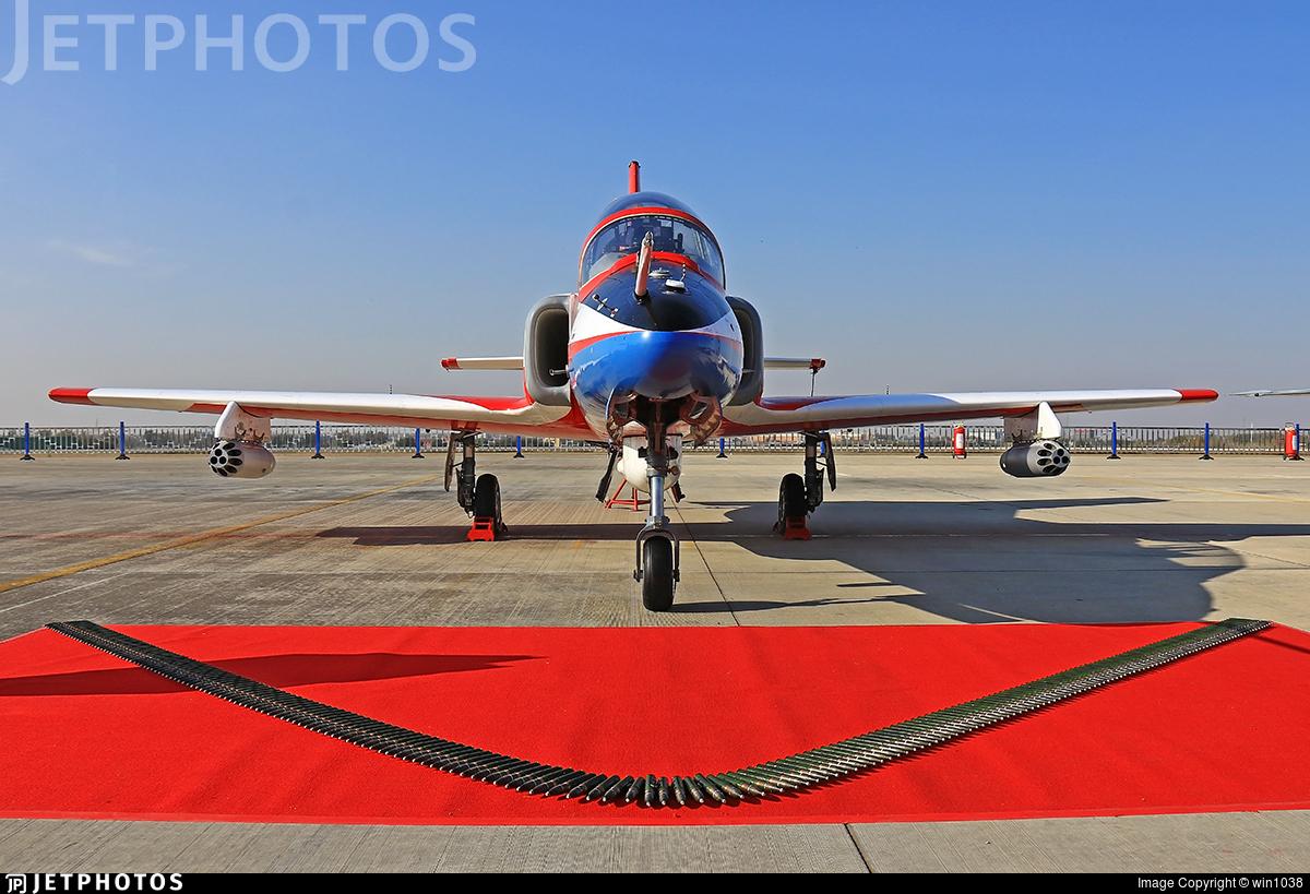 02 - Hongdu JL-8 Karakorum - China - Air Force