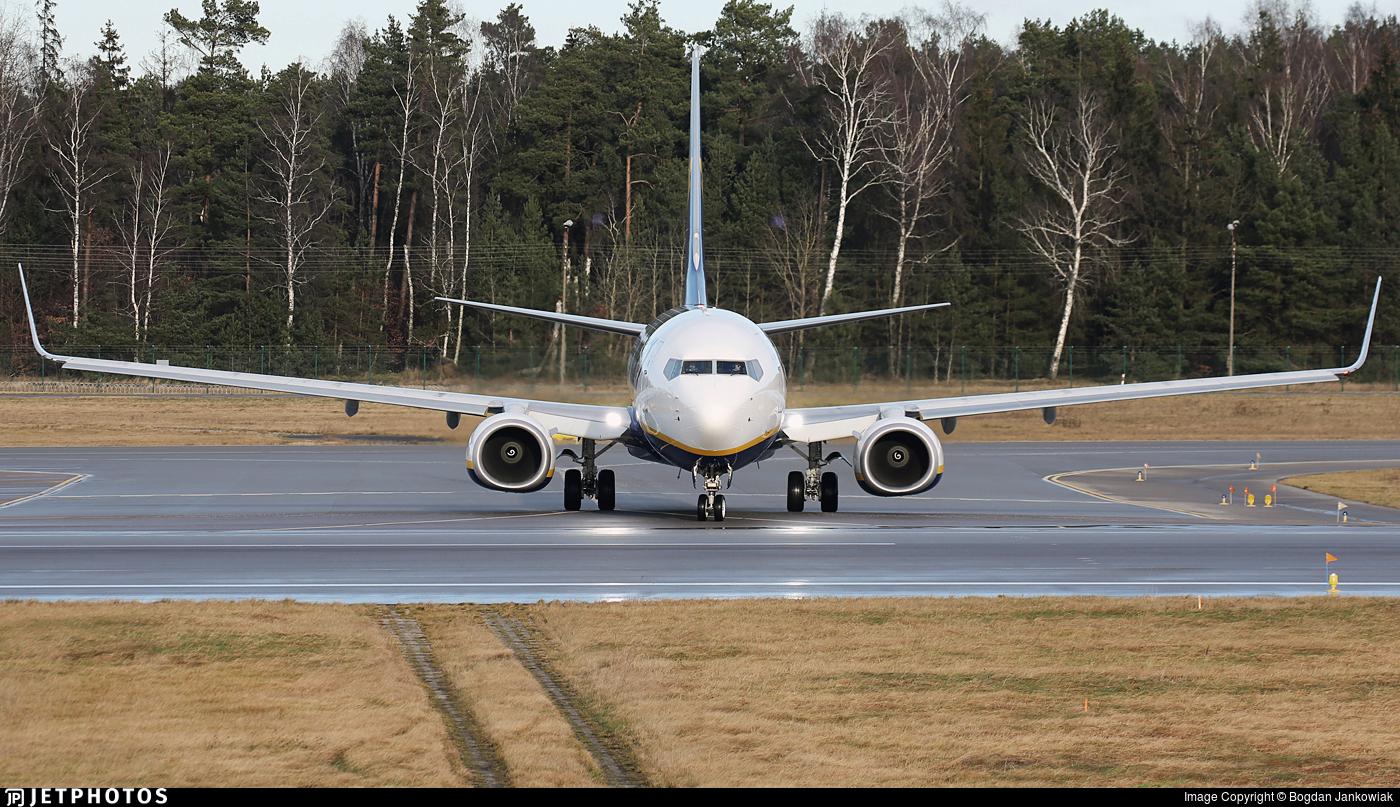 EI-FOF - Boeing 737-8AS - Ryanair