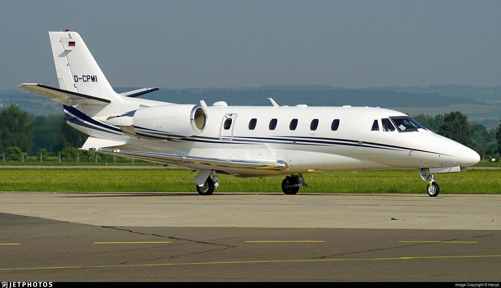 D-CPMI - Cessna 560XL Citation XLS - Private