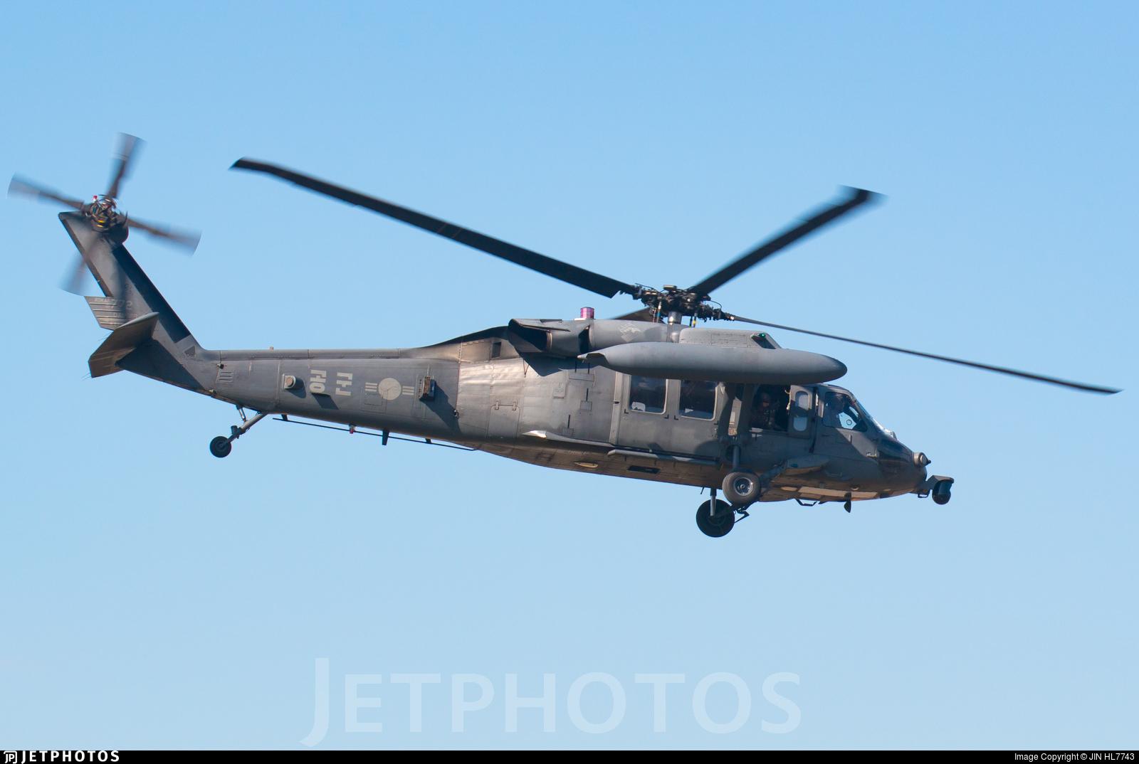 01-772 - Sikorsky UH-60P Blackhawk - South Korea - Air Force