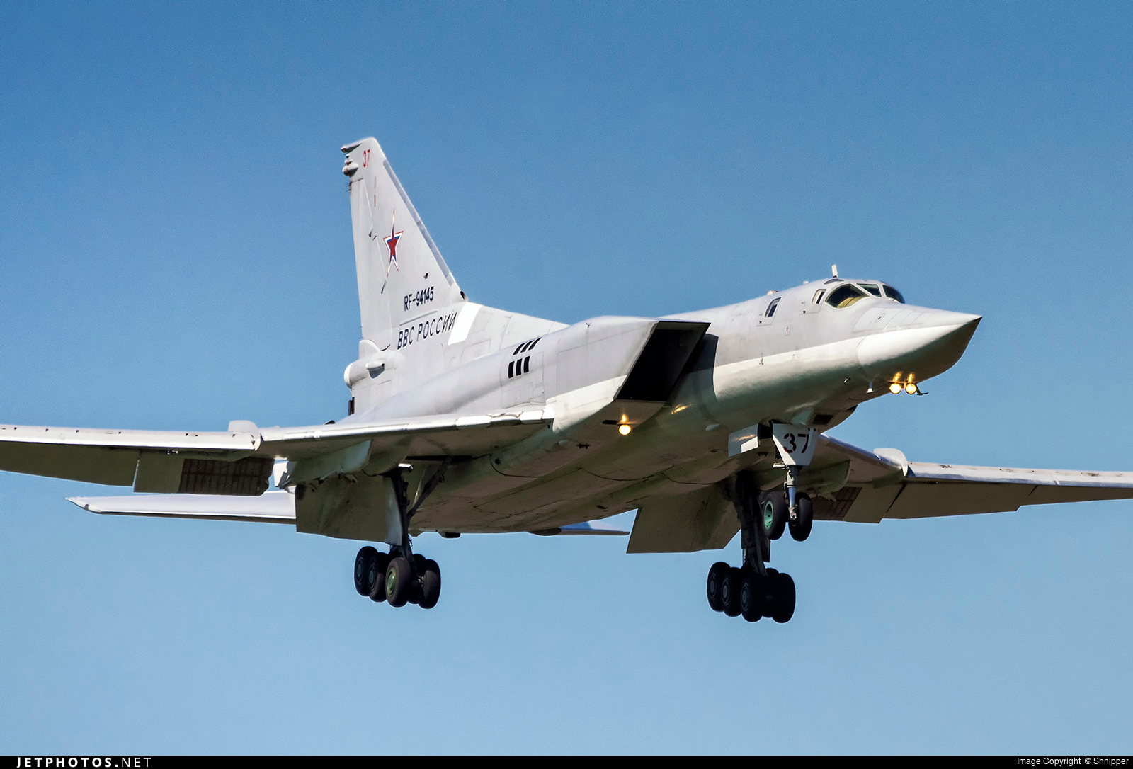 The Tupolev Tu 22m Is A Long Range Strategic And Maritime Strike Er Of