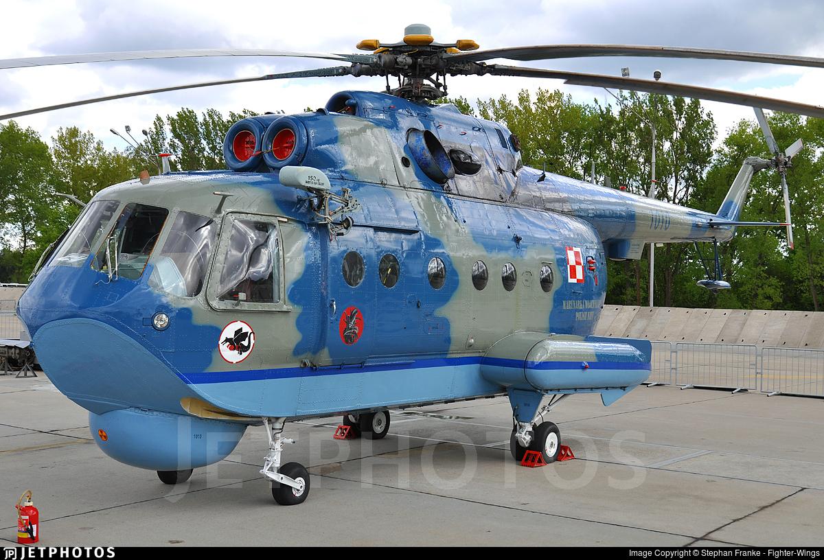 1010 - Mil Mi-14PL Haze - Poland - Navy