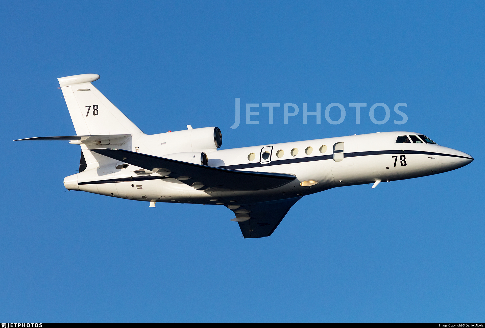 78 - Dassault Falcon 50M - France - Navy