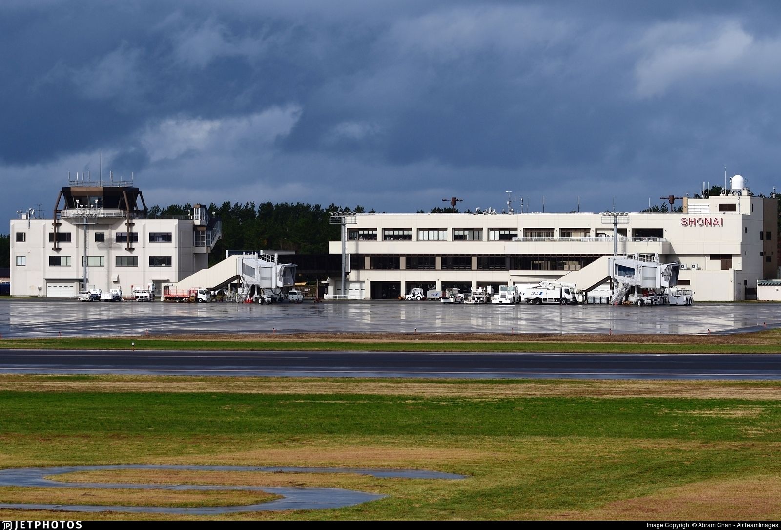 RJSY - Airport - Airport Overview