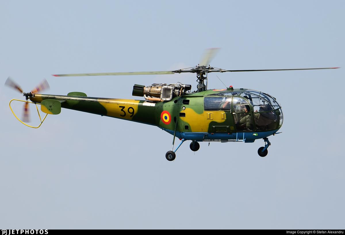 39 - IAR-316B - Romania - Air Force