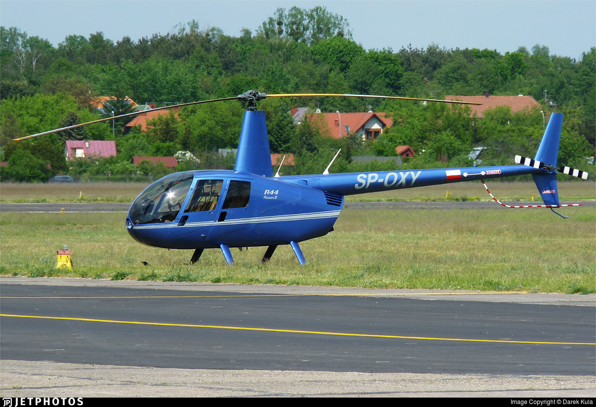 SP-OXY - Robinson R44 Raven II - Private