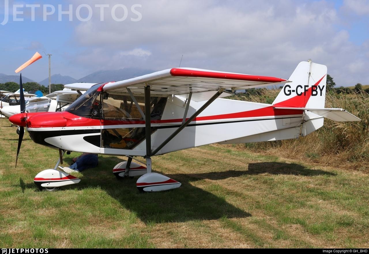 G-CFBY - Best Off Sky Ranger 912 - Private