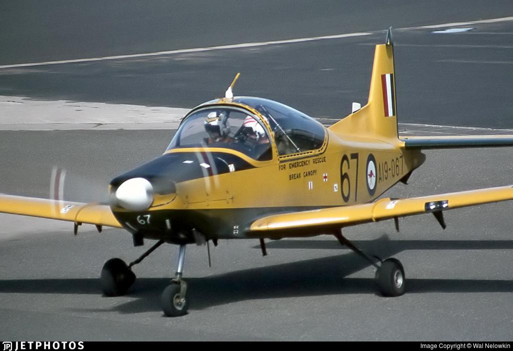 A19-067 - New Zealand Aerospace CT-4A Airtrainer - Australia - Royal Australian Air Force (RAAF)
