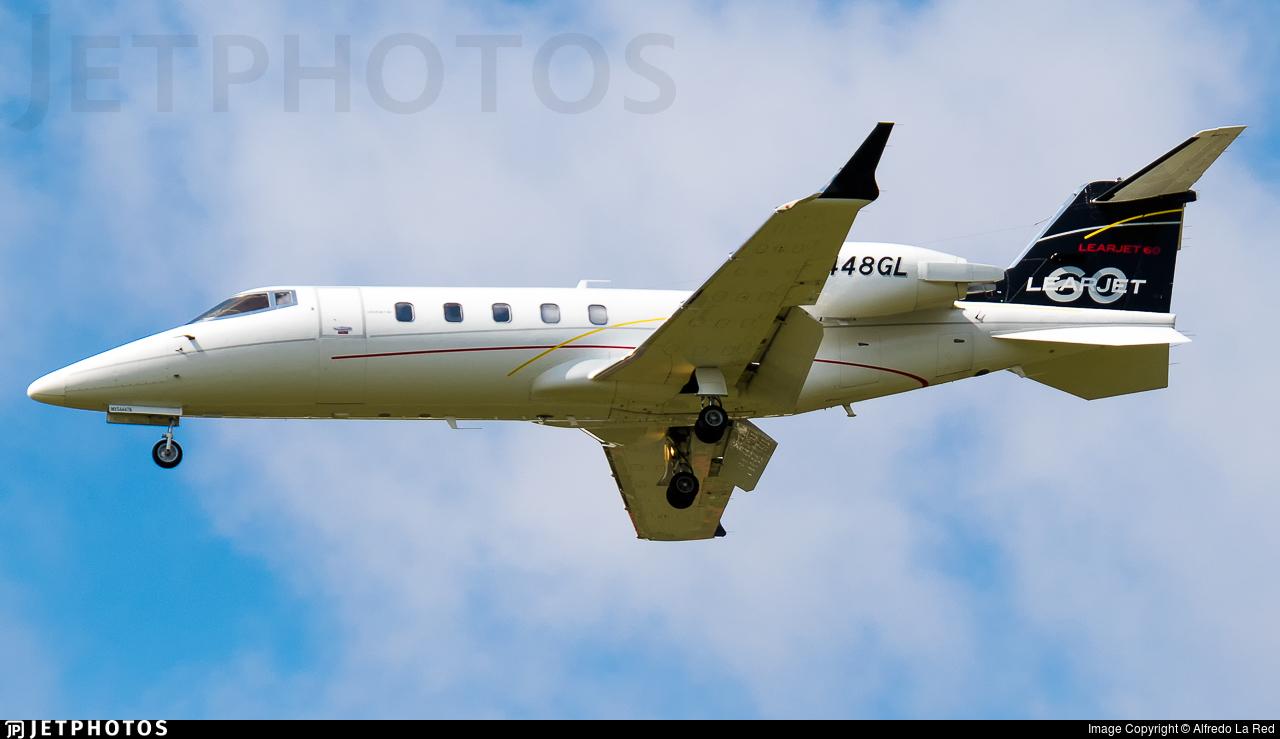 N448GL - Bombardier Learjet 60 - Royal Jet