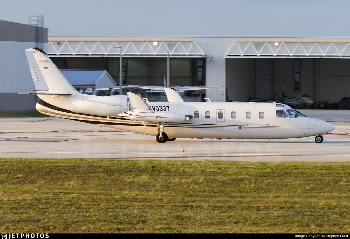 YV3337 - IAI 1124A Westwind II - Private