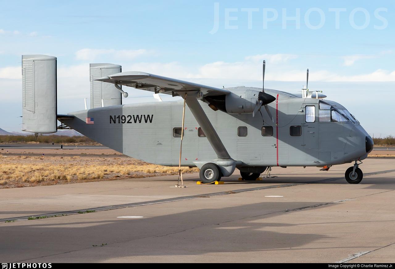 N192WW - Short SC-7 Skyvan 3-100 - Private
