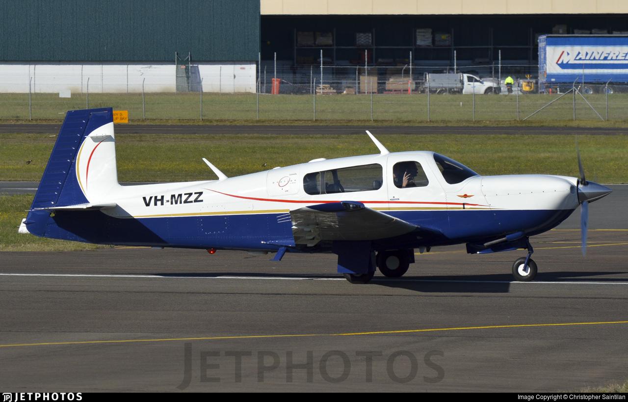 VH-MZZ - Mooney M20R Ovation - Private