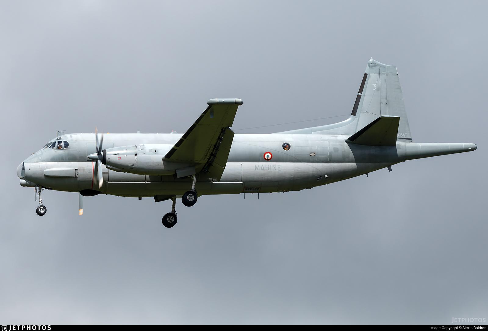 3 - Dassault-Breguet Atlantique 2 - France - Navy