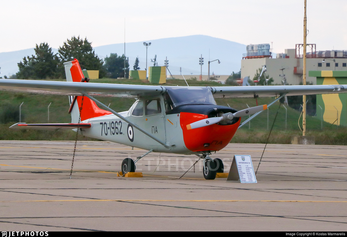 70-1962 - Cessna T-41D Mescalero - Greece - Air Force