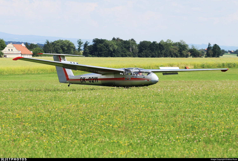 OK-0211 - Let L-23 Super Blanik - Private