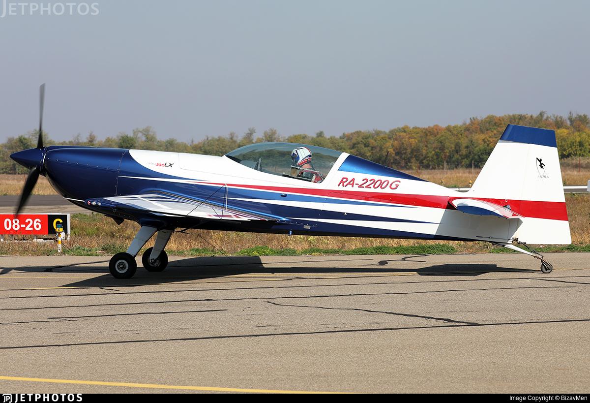 RA-2200G - Extra 330LX - Private