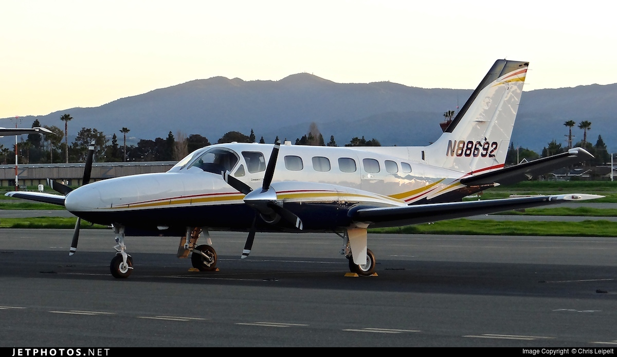 N88692 - Cessna 441 Conquest - Private