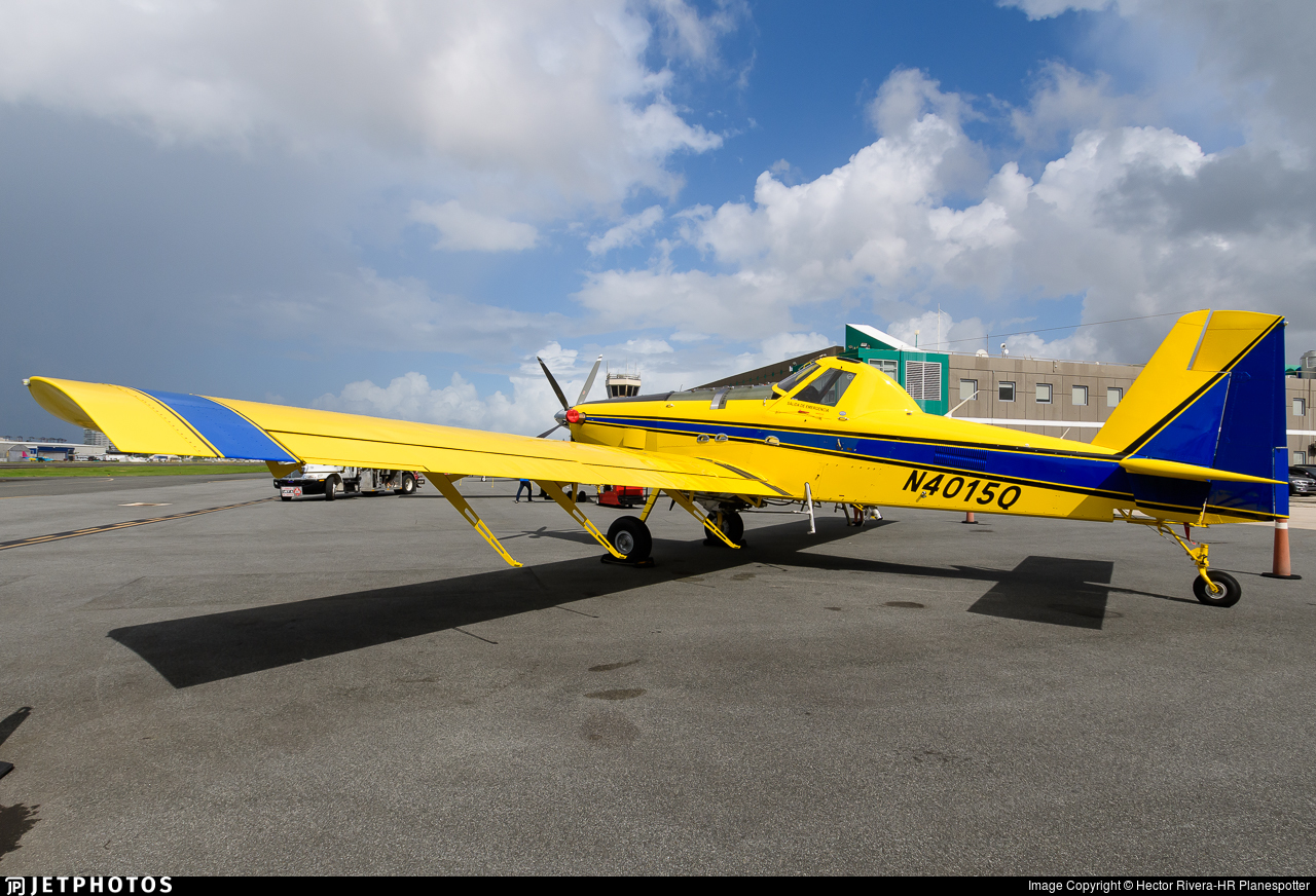N4015Q - Air Tractor AT-802A - Private