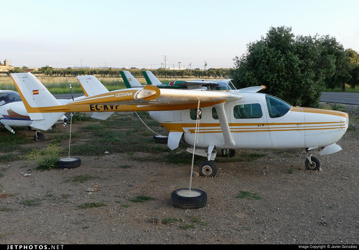 EC-KVP - Cessna 337H Skymaster - Private