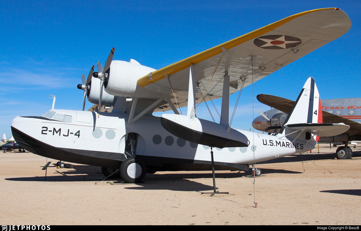 1061 - Sikorsky S-42 - United States - US Marine Corps (USMC)